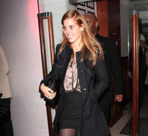 Princesse Beatrice d'York, clubbeuse chic