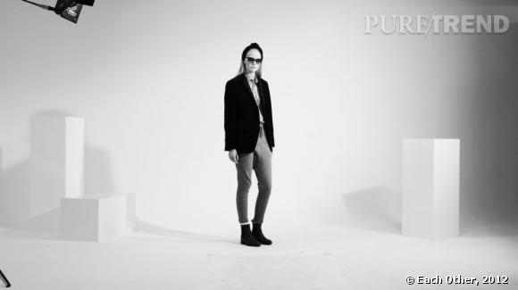 Lookbook Each Other Automne-Hiver 2012-2013
