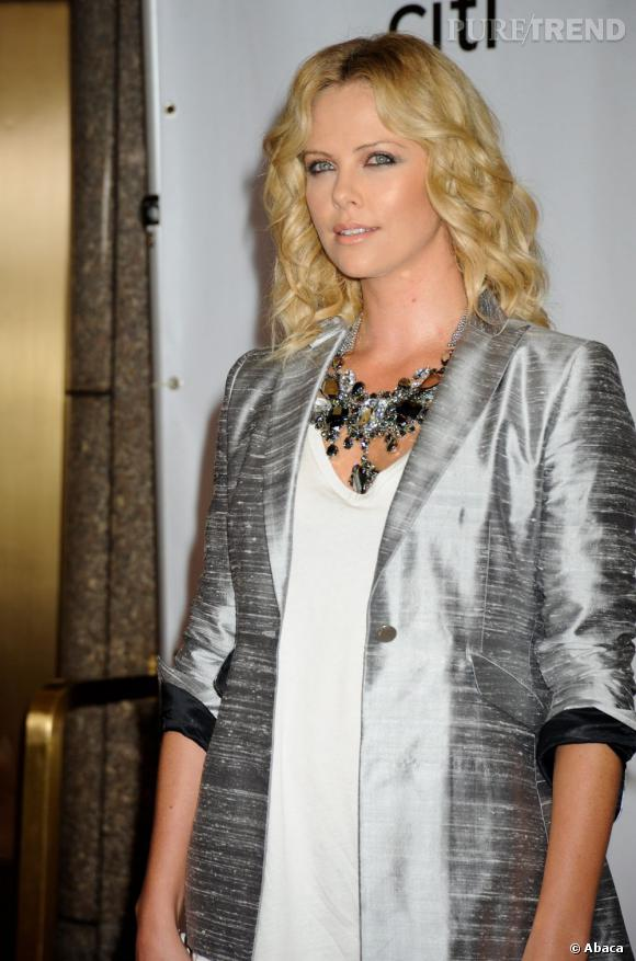 Charlize Theron, une bombe sud-africaine.