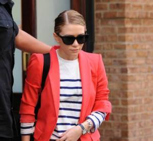 Ashley Olsen, Katie Holmes, Jessica Alba... elles osent le pantalon rouge