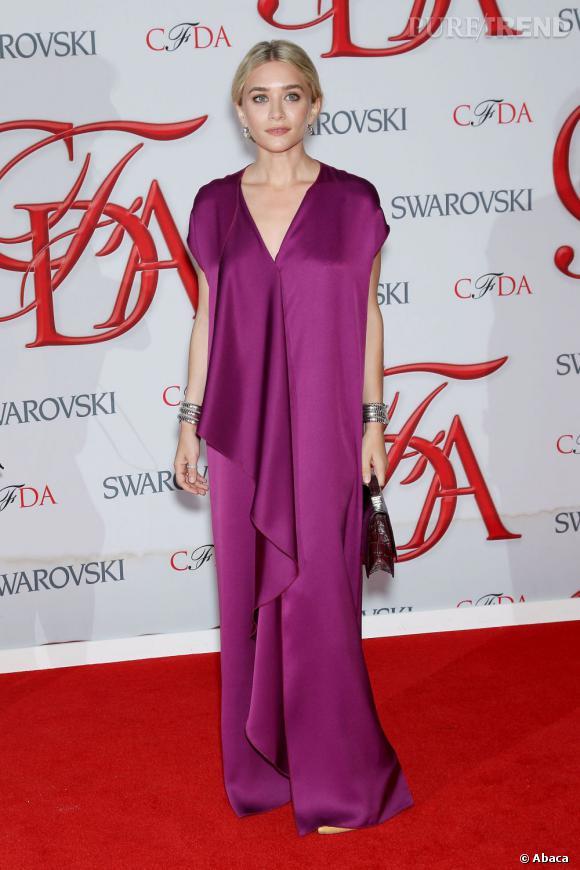 Ashley Olsen aux CFDA Awards à New York.