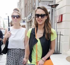Jessica Alba vs Rachel Bilson : le jean étoilé