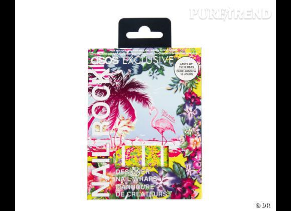 Nail Patch Waikiki de Nail Rock, 9,10 €. Disponible sur asos.fr.