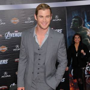 Chris Hemsworth l'étoile montante d'Hollywood.
