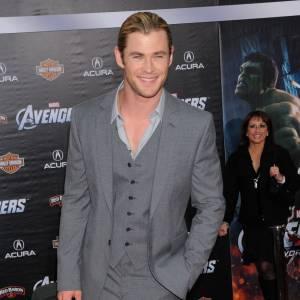 Chris Hemsworth l'étoile montante d'Hollywood.