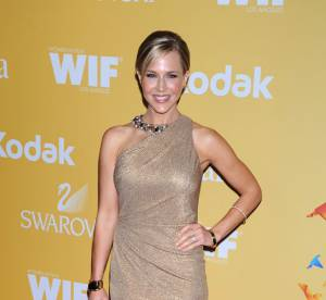 Julie Benz, golden girl bling-bling