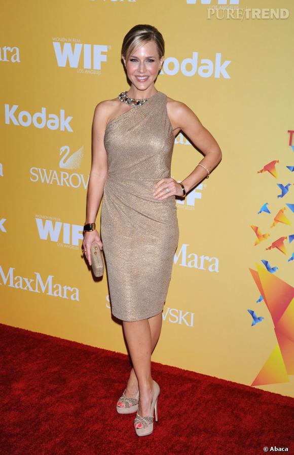 Julie Benz aux Women In Film Crystal + Lucy Awards organisés à Los Angeles.