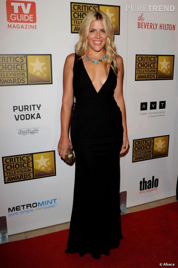 Busy Philipps aux Critics' Choice Awards.