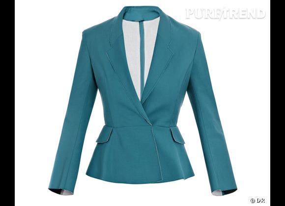 Comme les stars succombez à la tendance peplum !          veste à basque Acne, 300 € sur  www.matchesfashion.com