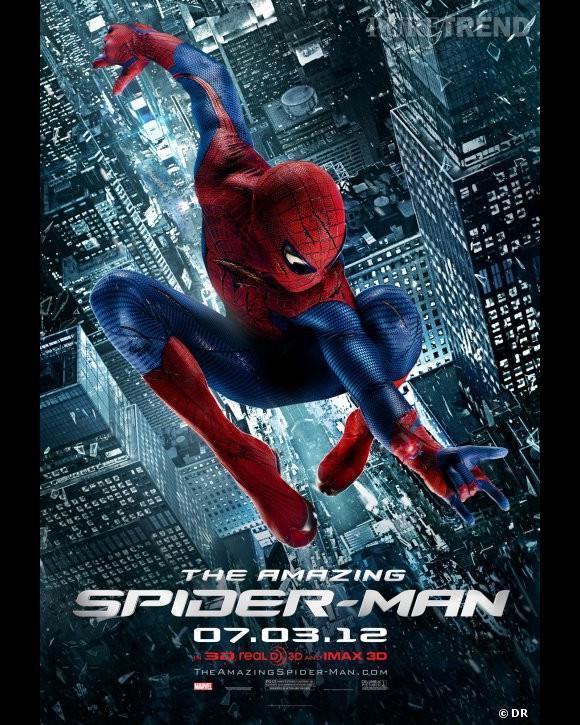 """The Amazing Spide-Man"" de Marc Webb. Sortie le 4 juillet 2012"