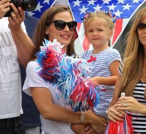 Jennifer Garner : une parade en famille pour l'Independence Day