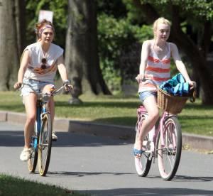 Dakota Fanning et Elizabeth Olsen dans ''Very Good Girls'' : ça roule pour elles !