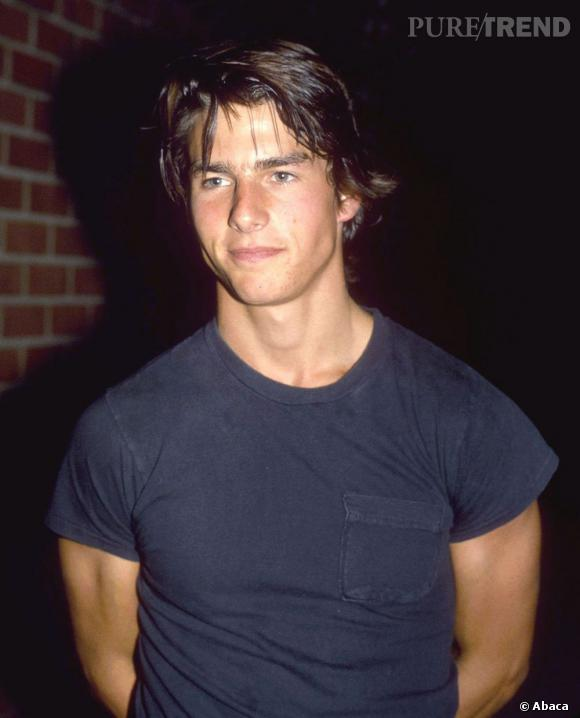 Au d but des ann es 80 tom cruise assume son sex appeal - Coupe des annees 80 ...