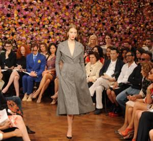 Dans les coulisses du défilé Christian Dior...