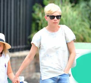 Michelle Williams, le shorty est de sortie... A shopper !
