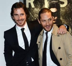 Dark Knight Rises : Christian Bale et le casting masculin, un trio plein de style