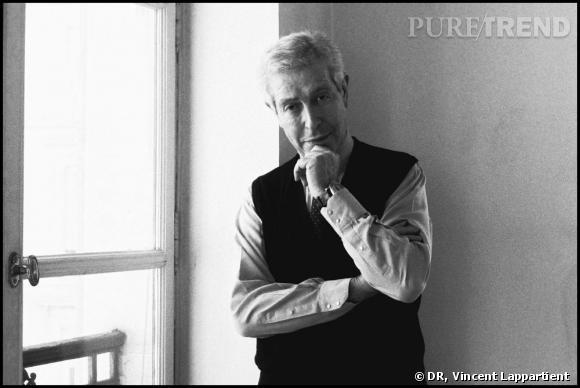 Portrait de Didier Grumbach, président de la Fédération Française de la Couture du Prêt-à-Porter des Couturiers et des Créateurs de Mode