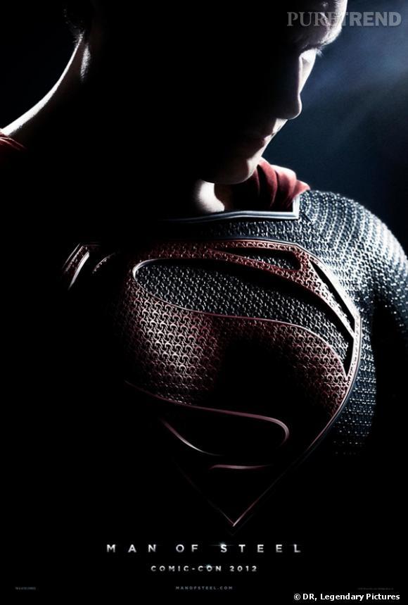 """Man of Steel"", Superman version 2012."
