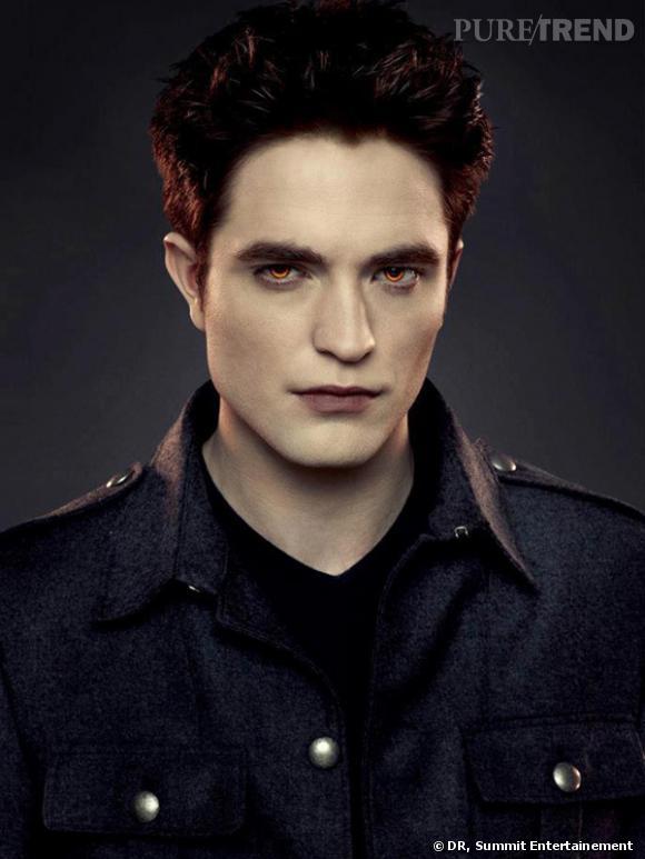 Robert Pattinson plus ténébreux que jamais.