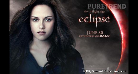 """Kristen Stewart dans le troisième volet de la saga Twilight, """"Eclipse""""."""