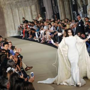 L'actrice et mannequin Fan Bingbing.