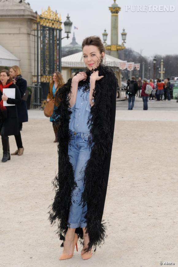La créatrice Ulyana Sergeenko.