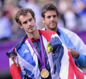 JO 2012 : Andy Murray, la revanche du perdant devenu champion olympique