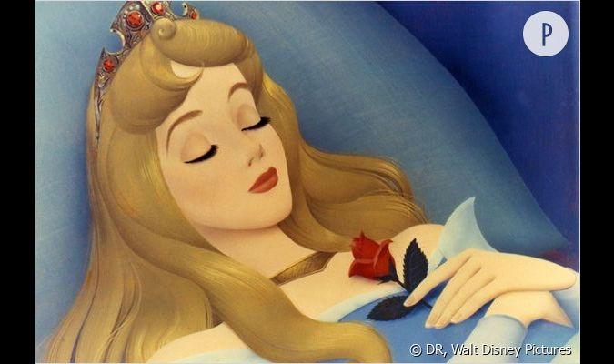 La belle au bois dormant peut se permettre d 39 avoir une chevelure parfaite puisqu 39 elle passe sa - Comment obtenir blond venitien ...