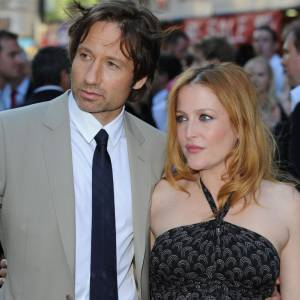 Gillian Anderson et David Duchovny en couple ?