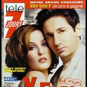 Mulder et Scully, le couple le plus attendu des années 90.
