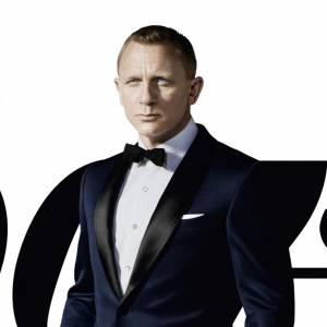 Danie Craig reprend pour la troisième fois le rôle de l'espion James Bond
