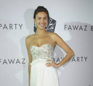 Irina Shayk : la fiancée de Cristiano Ronaldo est une beauté scintillante !
