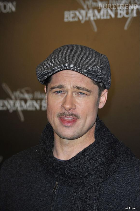 Si l'intention de Brad Pitt était de casser son image de sex-symbol, l'effet est au poil !