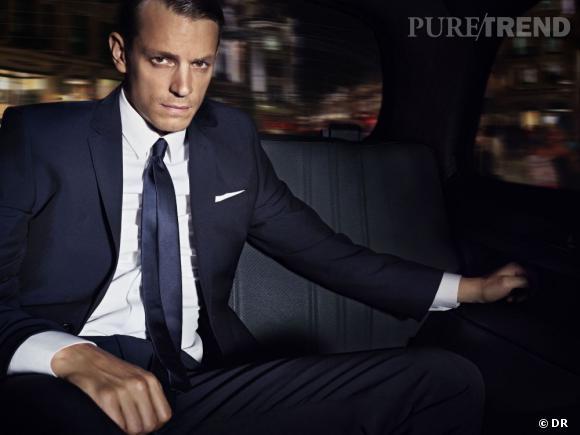 Joel Kinnaman nouveau visage d'H&M pour l'automne 2012.