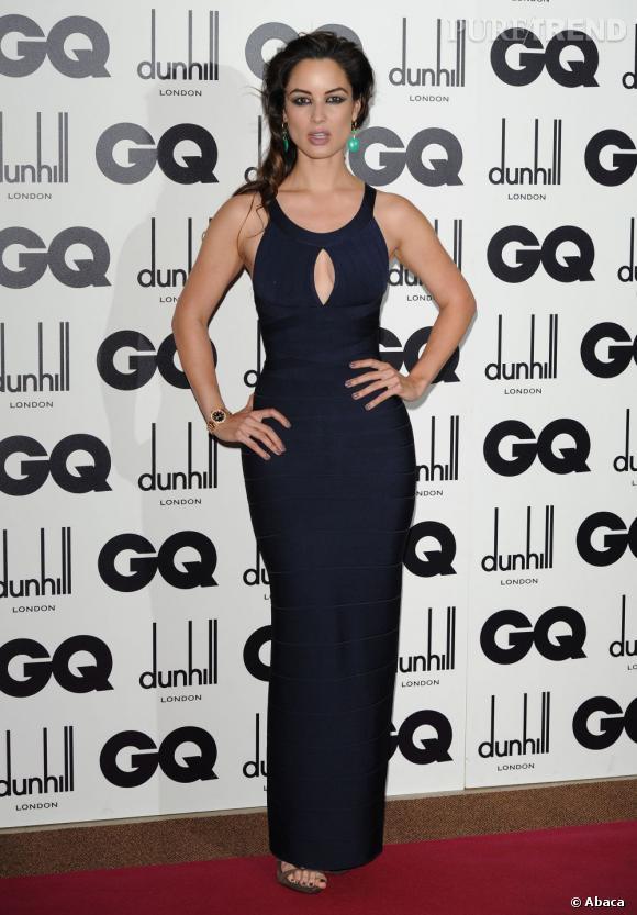 La nouvelle James Bond girl Bérénice Marlohe sait comment attirer tous les regards.