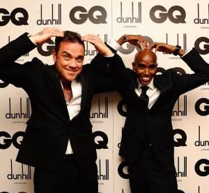Robbie Williams, Monica Belluci, Michael Fassbender : le meilleur des GQ Men of The Year Awards 2012