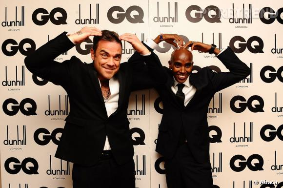 Robbie Williams est sacré icône de l'année.