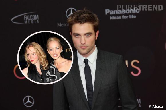 Lizzy et Victoria Pattinson ont interdit à leur frère de renouer avec Kristen Stewart.