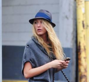 Blake Lively, le parfait look d'automne de la Gossip Girl... A shopper !