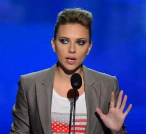 Scarlett Johansson, Eva Longoria, Kerry Washington : le fan club sexy des Democrates