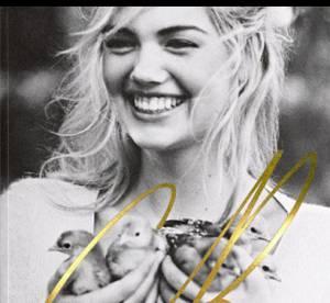 Kate Upton : jolie poulette pour la couverture de CR, le magazine de Carine Roitfeld