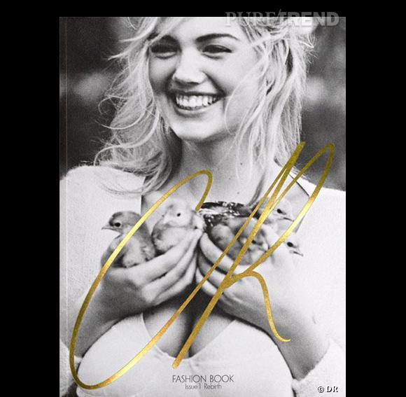 Carine Roitfeld a choisi Kate Upton pour apparaitre sur la couverture du premier numéro de CR. Un choix contesté, mais que l'ancienne rédactrice en chef de Vogue Paris assume parfaitement...