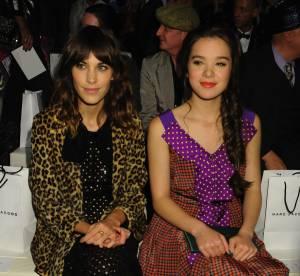 Fashion Week de New York : Alexa Chung, Ashley Greene et Anna Wintour en front row