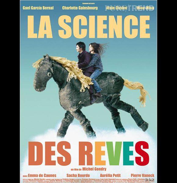 La science de rêves, un film en France pour Gondry, sorti en 2007.