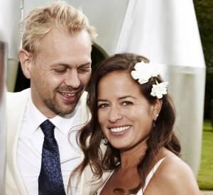 Jade Jagger et Adrian Fillary : mariés depuis le 30 juin 2012.