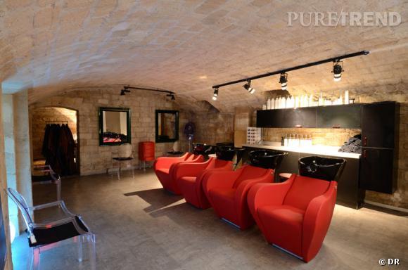 Le salon Jenny & Paola est un temple du cheveu accueillant et chaleureux.