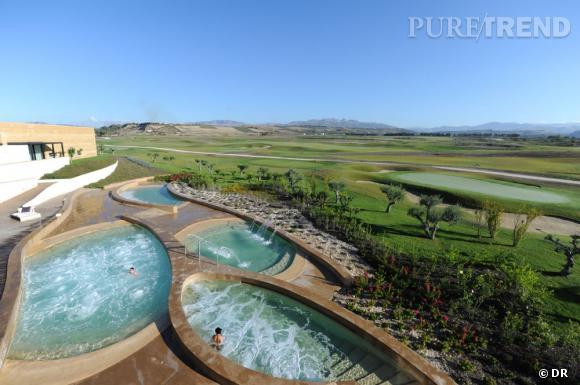 L'hôtel Verduna Golf & Spa Resort en Sicile se met au bien-être avec le programme Vital Health.