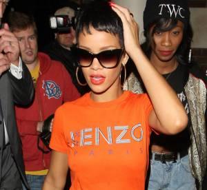 Rihanna et ses looks Kenzo déjantés : un style à copier !
