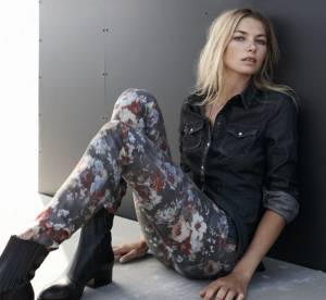 Jessica Hart, nouvelle égérie aux courbes affolantes d'Only