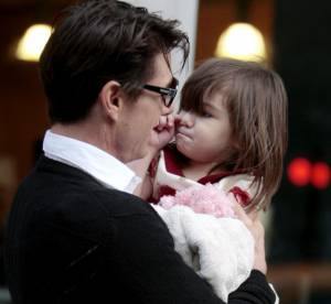 Suri Cruise : 48 jours sans voir Tom Cruise, une mise à l'abri de la Scientologie ?